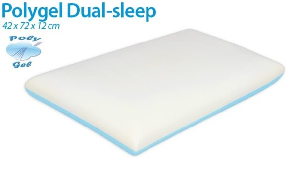 Подушка Moontex Dual Sleep